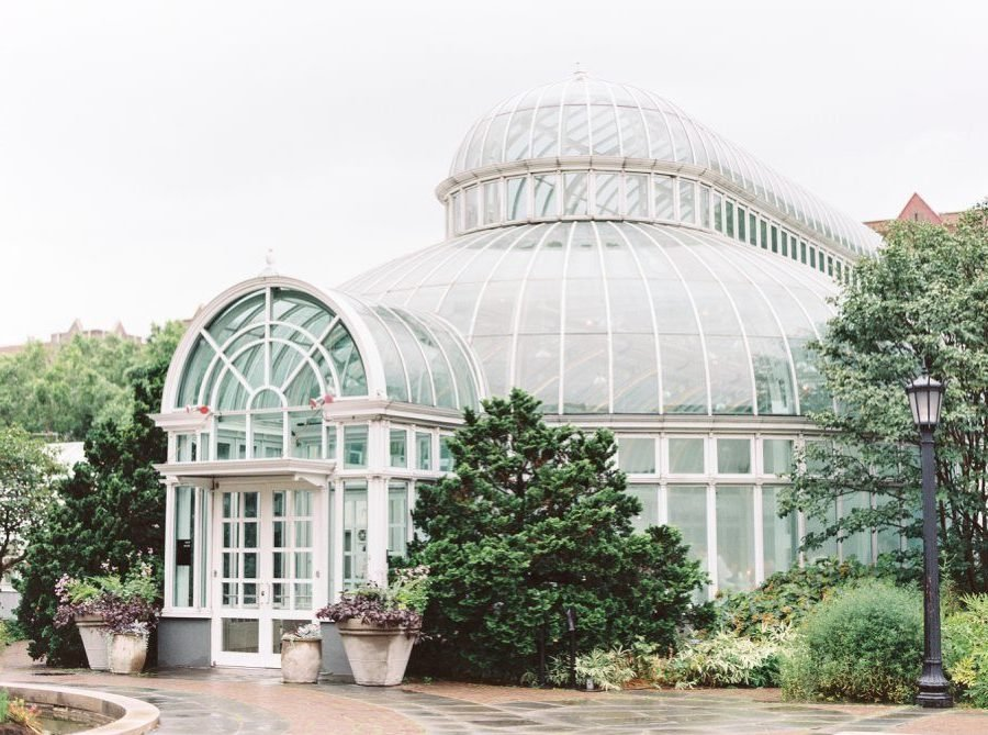 The Palm House, Brooklyn Botanic Garden