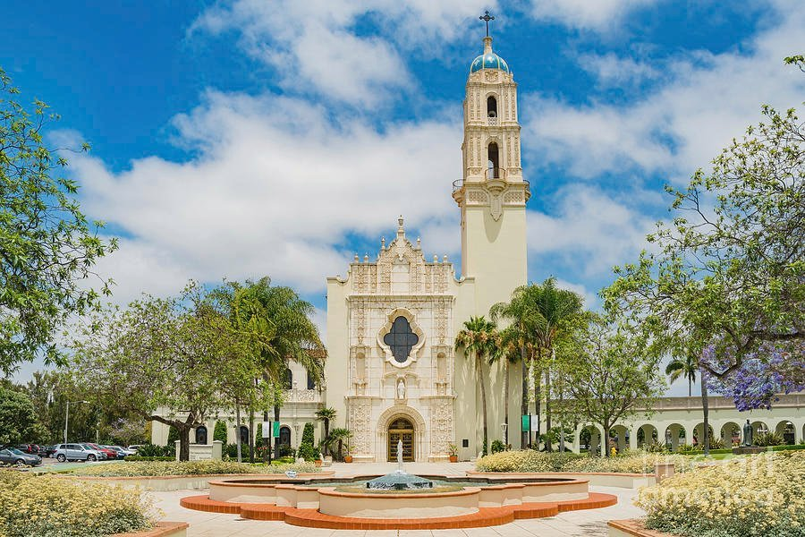 The Immaculata Church